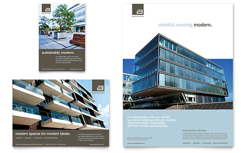 Property Management Flyer Template from www.adlayout.co.kr